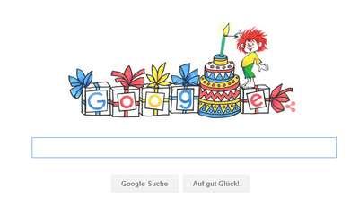 pumuckl - google doodle