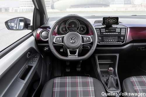 VW UP GTI (2018)