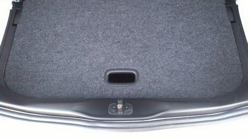 Ladekantenschutz, Ladekantenabdeckung für VW UP, Skoda Citigo, Seat Mii