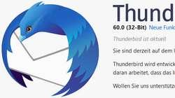 Mozilla Thunderbird 60