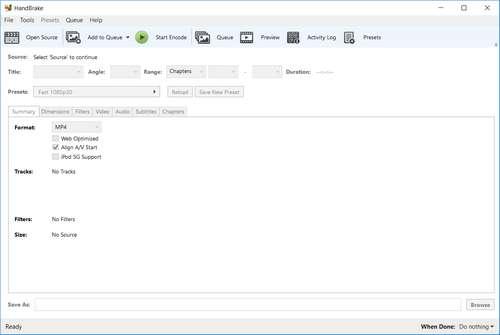 Video und Audio Converter für Windows