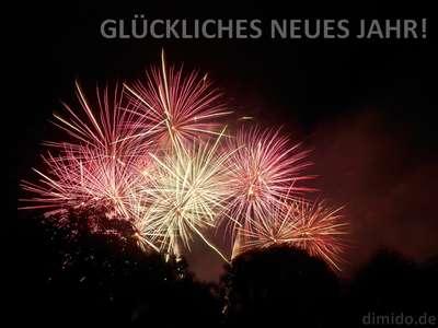 Hallo Jahr 2021, Frohes Neues Jahr
