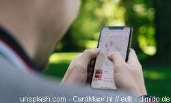 Reiseplanung mit Google