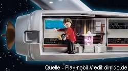 Star Trek Enterprise von Playmobil