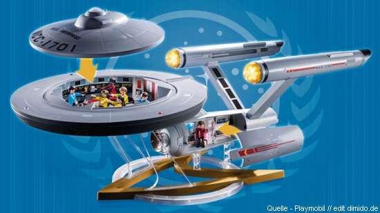Playmobil 70548 - Enterprise