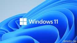 Windows 11 - Desktop - Hintergrund