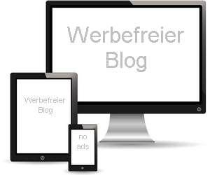 Werbefreier Blog, kein Google AdSense mehr
